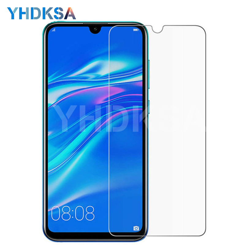 9H Protective Glass On The For Huawei P30 Lite P20 Pro P10 Lite Plus P Smart 2019 Screen Protector Tempered Glass Film Case