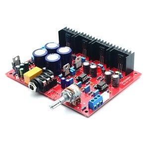 Image 3 - UNISIAN  E3 Headphone Amplifier Board  base on Beyerdynamic A1 earphone amplifiers  ALPS Potentiometer For Headphone