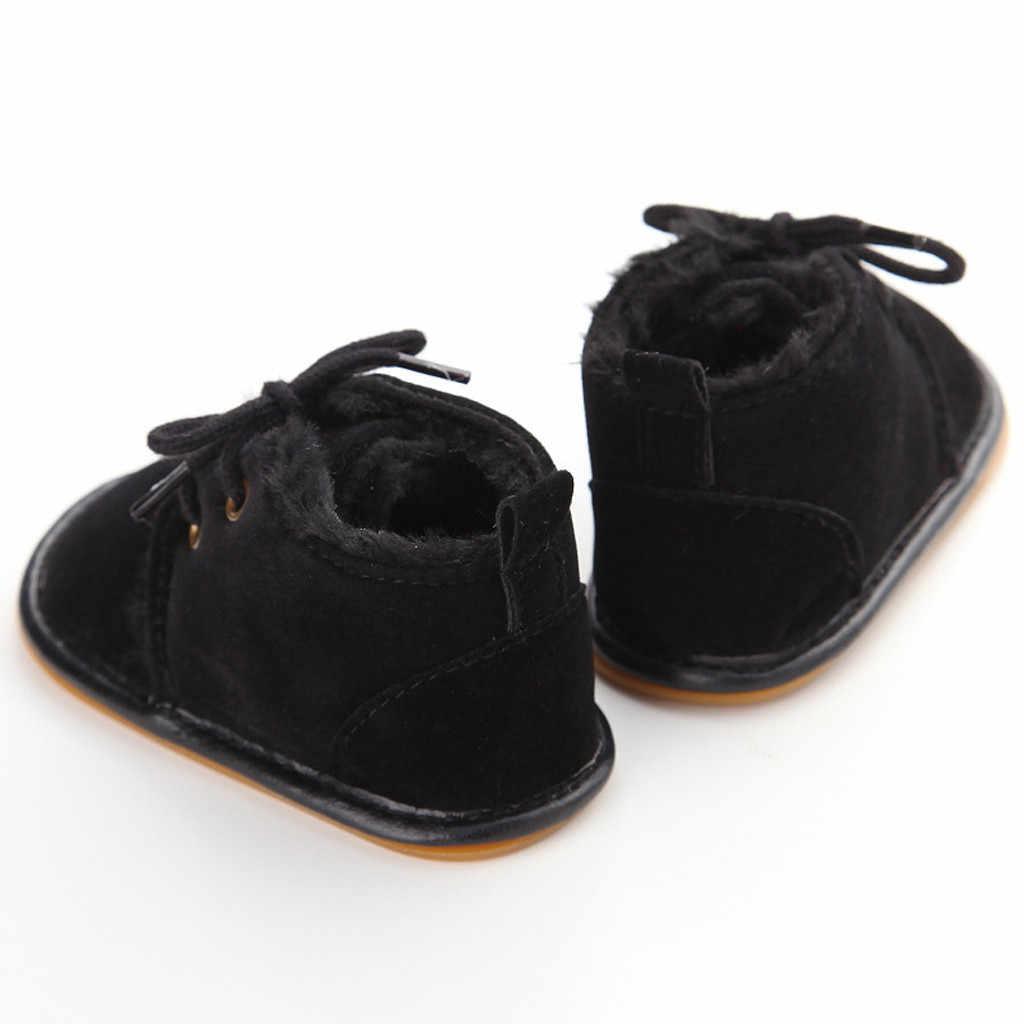 MUQGEW zapatos para niños recién nacidos, niñas, niños, zapatos sólidos First Walkers, suela suave, zapatillas, scarpe ragazzo enfant garcon