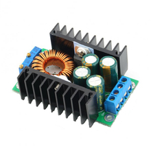 DC-DC Adjustable Power Supply Module 300W XL4016 Step Down Buck Converter 5-40V To 1.2-35V LED Driver For Arduino Laptop diy dc dc cc cv buck converter volt step down 12 19 24v car laptop power supply module 7 40v to 2 35v 8a 300w with led indicator