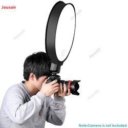SoftBox 12 30cm Portable Mini Small Little Round Soft Box Photo Photography Studio Shooting Tent Light Diffuser  CD50 T07 RR1