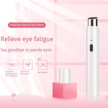Remove Dark Circles Eye Care Eye Massager   Beauty Eyes Puff Relief Artifact Import Eyes Cream Removal Wrinkle Beauty Instrument