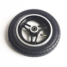 10 Inch 10X2.0 Inflated Tyre And Inner Tube Scooter Thickened Tire Tyre Outer Inner Tube Electric Scooter Thickened Tire Tyre