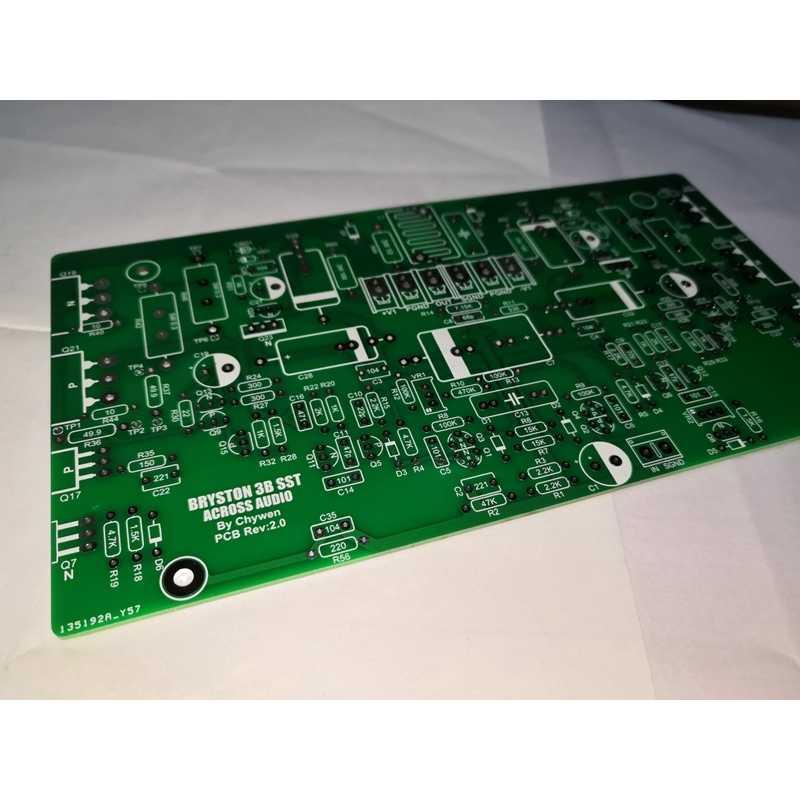 Bryston 3B SST carte + haut-parleur Protection de l'alimentation stéréo amplificateur de puissance PCB