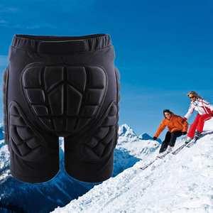 Shorts Hip-Pad Snowboard-Skating-Protective Adult Kid Pants Sports-Accessories Skiing