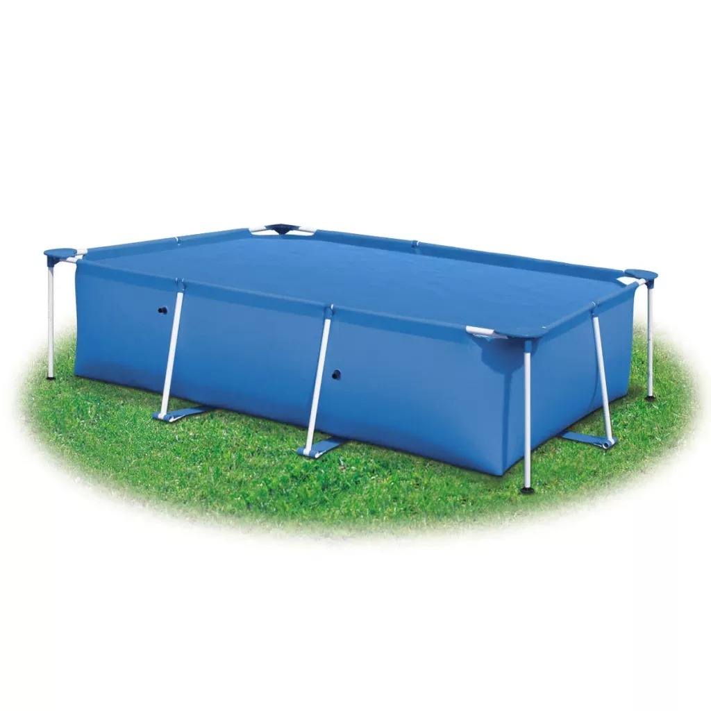 Rectangular Swimming Pool Cover Rainproof Durable UV-resistant Swimming Pool Cover For All Types Of Square Swimming Pools V3