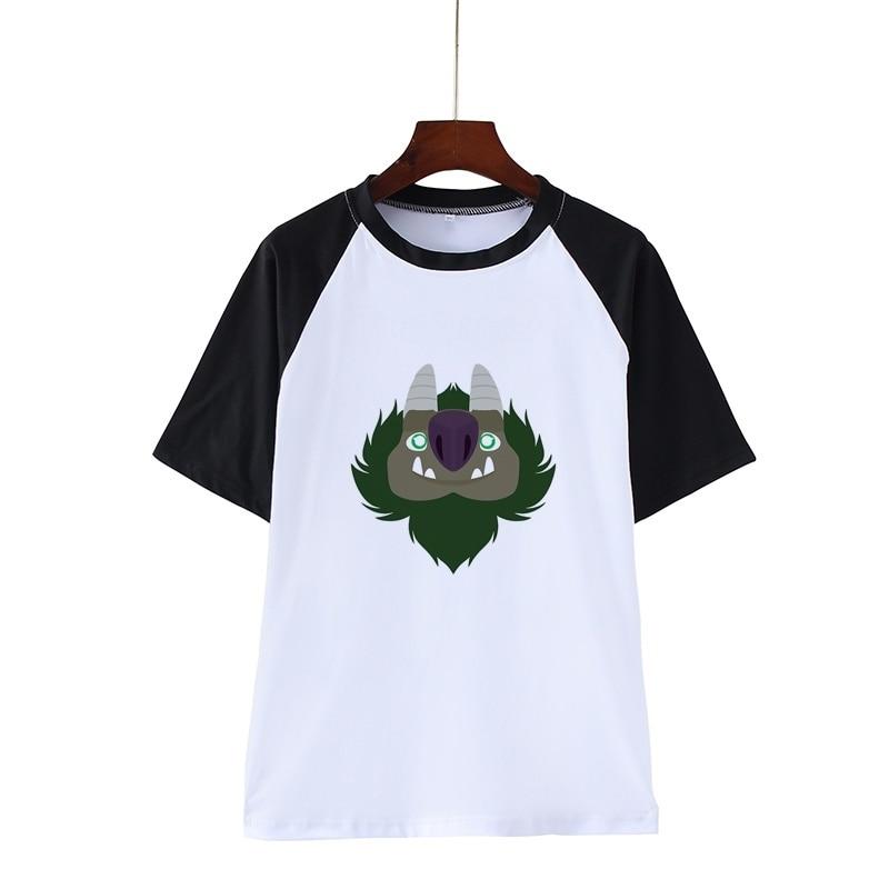 Troll Hunter Angor Rot New Tshirt Men Summer Tops T-shirt High Quality Man Top Tees Cool T Shirt Women Female Cartoon Fashion