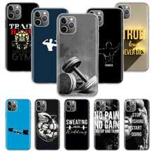 Bodybuilding Gym Fitness Case for Apple iphone