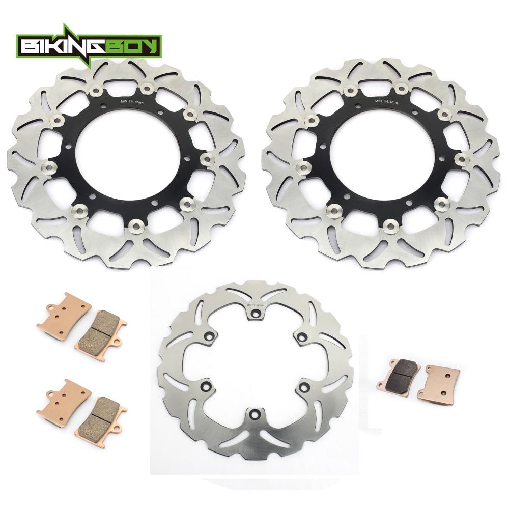 Front brake pads for Yamaha BT1100 02-06