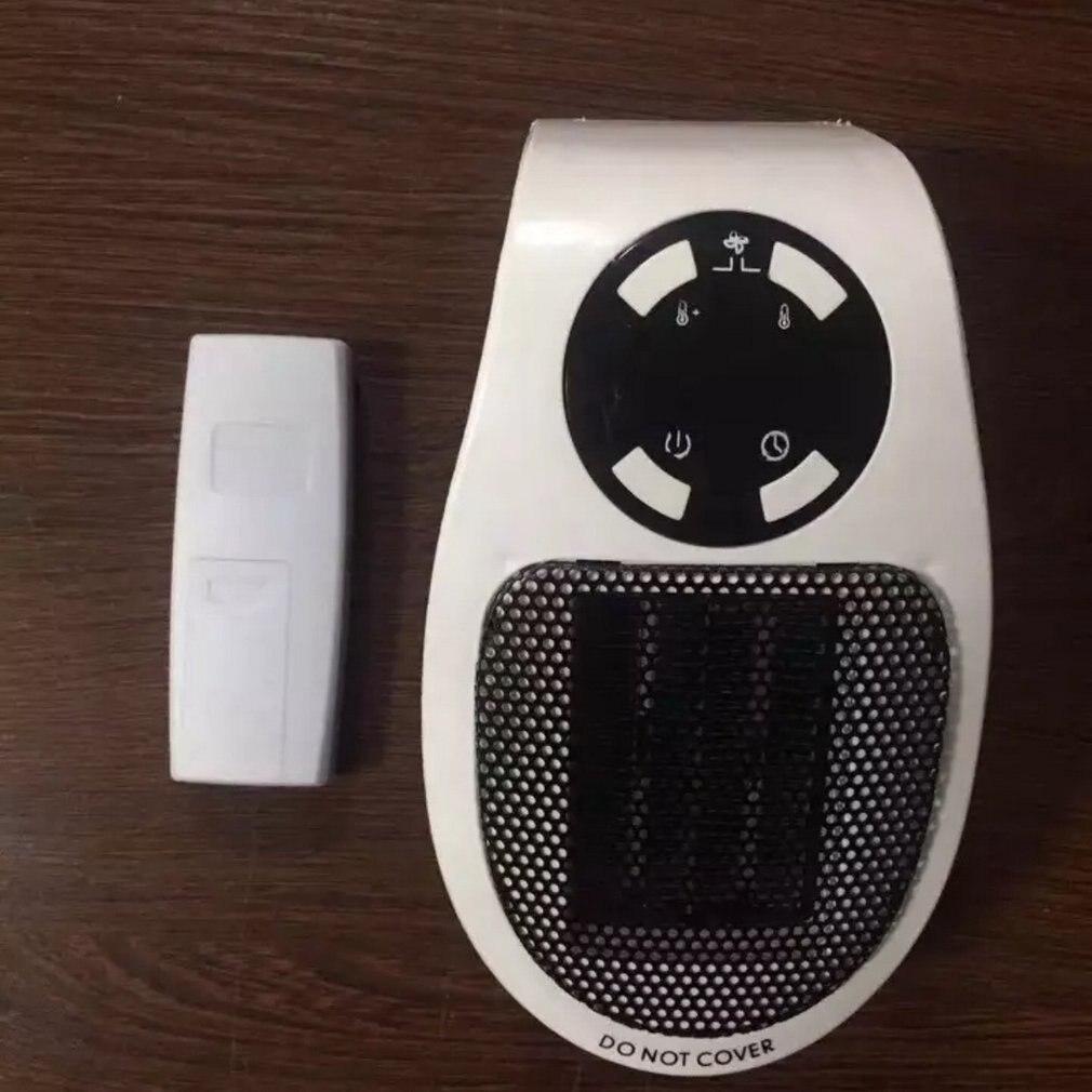 Мини-обогреватель, маленький Электрический обогреватель для дома и офиса, нагреватель, нагреватель, вилка стандарта ЕС/США/Великобритании