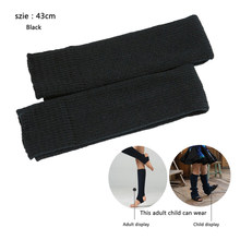 Woman Yoga Socks Knitted Leg Warmers Boot Socks Body Cover for Gym Fitness Dance Ballet Exercising Socks(China)