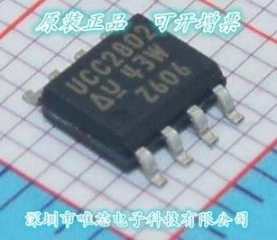 10pcs/lot  UCC2802 UCC2802D UCC2802DTR 10pcs lot ucc2802 ucc2802d ucc2802dtr
