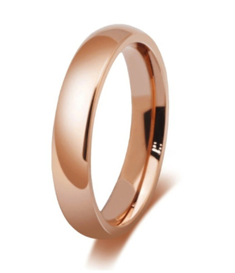ZORCVENS-Hot-Stainless-Steel-Rose-Gold-Anti-allergy-Smooth-Simple-Wedding-Couples-Rings-for-Man-Woman