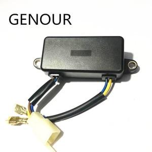 Image 3 - Lihua AVR Automatische Spannungs Regler Für Generator Teile 2KW 2,5 KW 3KW 6 Drähte TT21 12 Mit Schutz Schaltung Brechen Funktion