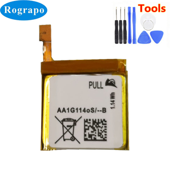 New 3.8V 300mAh Full Replacement Battery For TICWATCH 2 2nd Gen For TICWATCH E For TICWATCH S Accumulator Batterie +tools
