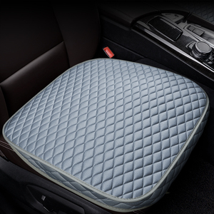 Image 3 - Car Front Back Seat Covers Car seat pad Car seat cushions Auto Automotive interior Truck Suv Van seat cover Car Mat Cover