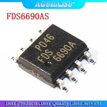 10PCS FDS6690AS FDS6690 SOP8 SOP 6690AS SMD