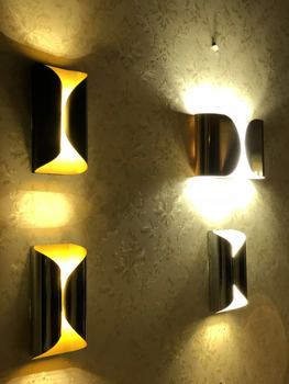 Japan lamp glass ball corridor  aisle  bedroom lamp