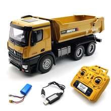 Huina 582 1:14 rc грузовик десять каналов пульт управления Управление