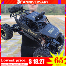 цена на 1:12 4WD RC car update version 2.4G radio remote control car car toy car 2020 high speed truck off-road truck children's toys