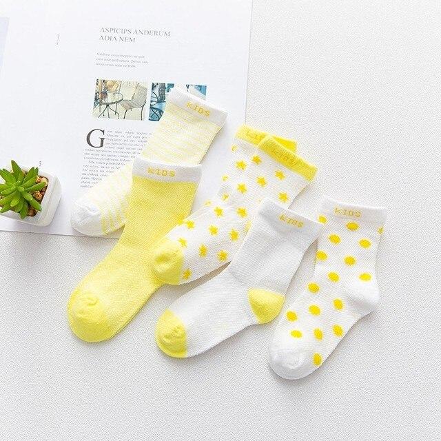 Toddler Girl Socks 3