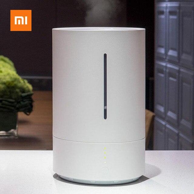 Xiaomi Smartmi ביתי UV מעקר אדים 3.5L חכם לחות הגדרת אוויר אדים UV עיקור אילם מפזר