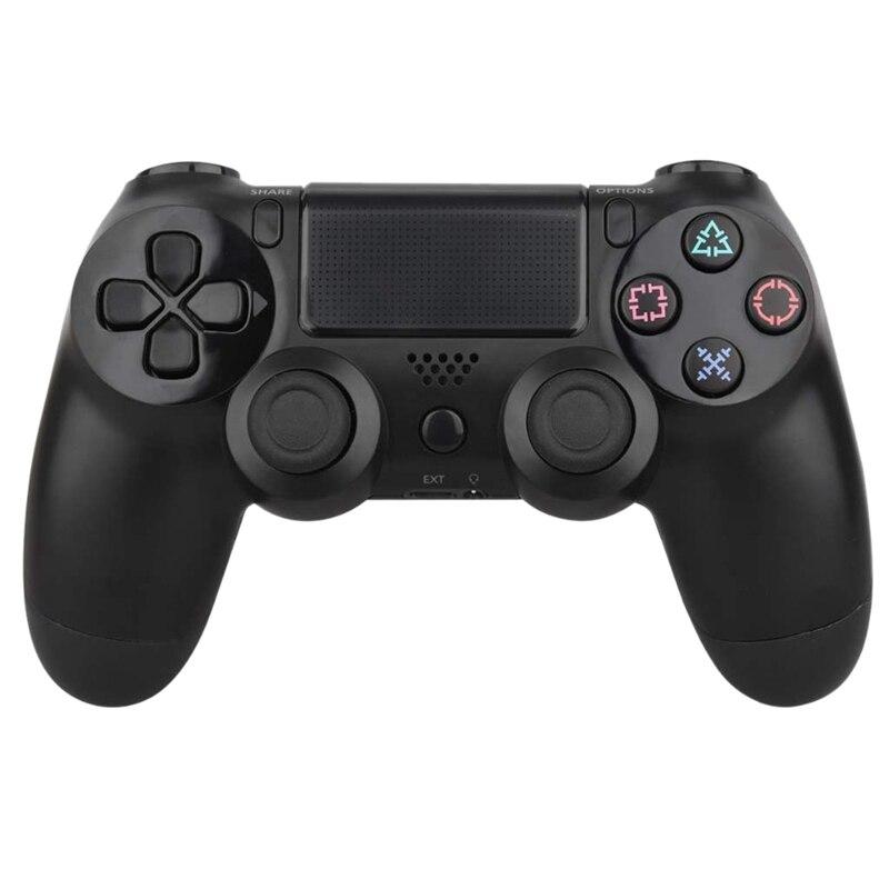 Para Sony 4 Ps4 Controlador Sem Fio Bluetooth Para Playstation Controlador Sem Fio Dual Shock Vibration Joystick Gamepads Para Ps4