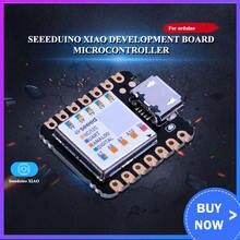 Макетная плата seeeduino xiao с микроконтроллером использованием