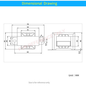 Image 5 - UNISIAN AC 12V 10Wอินพุตหม้อแปลงAC 110V 220V AC12Vหม้อแปลงไฟฟ้าสำหรับAmpliferหรือTone Board