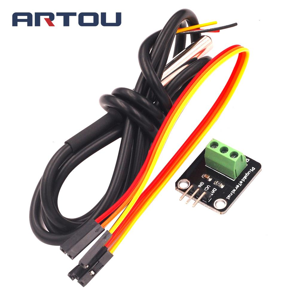 All kinds of cheap motor ds18b20 temperature sensor in All B