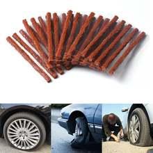 50 100 шт для ремонта шин plug бескамерная автомобильная шина