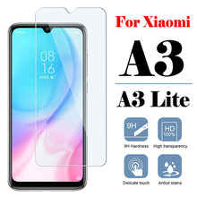9H tempered glas for xiaomi mi A2 A3 lite plays phone screen protector mi pocophone f1 on the glass smartphone protective film