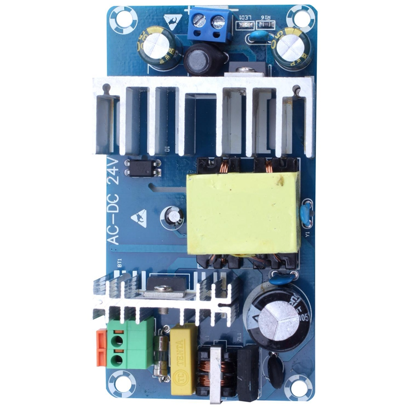 AC 100-240V to DC <font><b>24V</b></font> <font><b>4A</b></font> 6A switching power supply module AC-DC image