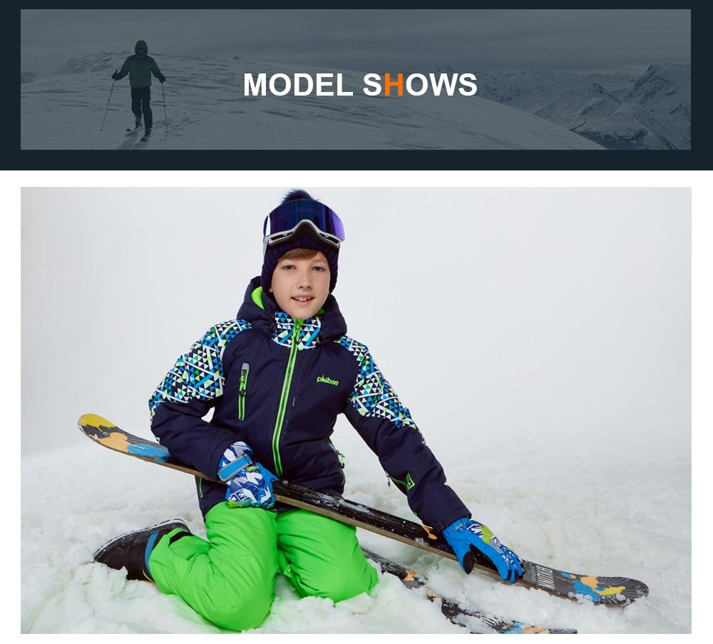 boys plus size ski wear