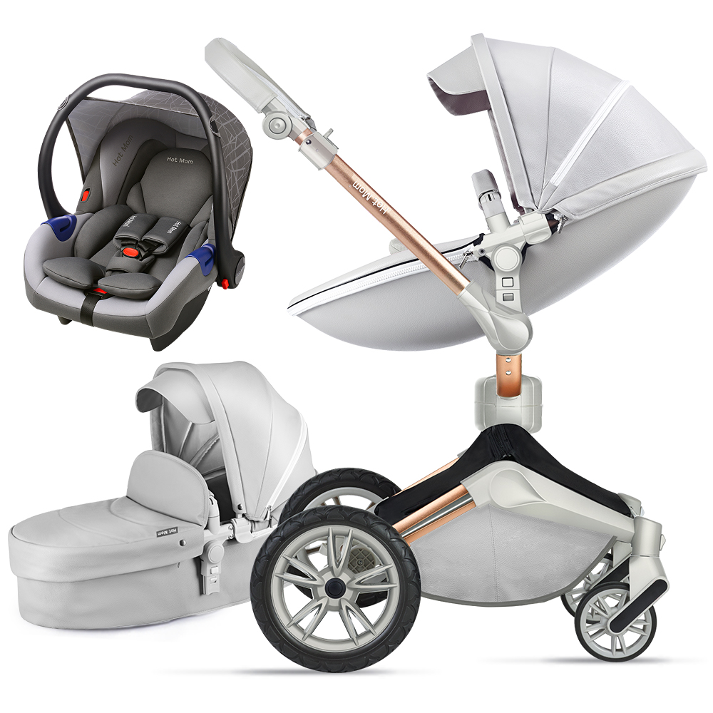 Isabella 3 in 1 Travel System Strollers New Arrivals