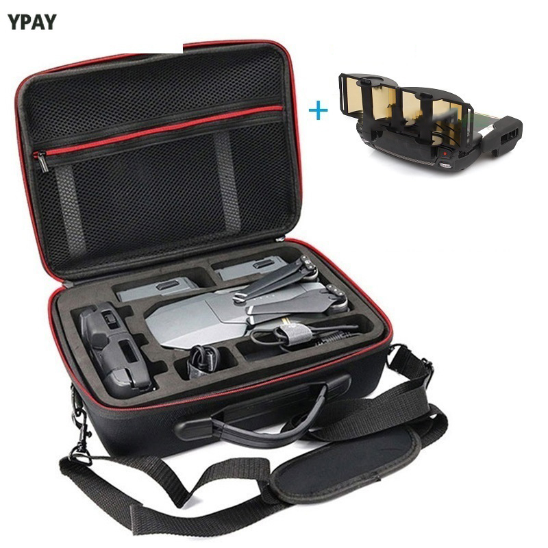 Mavic Pro Hardshell Shoulder Waterproof Bag Case Portable Storage Box Shell Handbag  For DJI MAVIC PRO Platinum