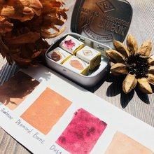 Earth Range - Handmade Watercolour Paints - Artists Quality Pigments-Paints, inks & dyes-Manual Acuarela