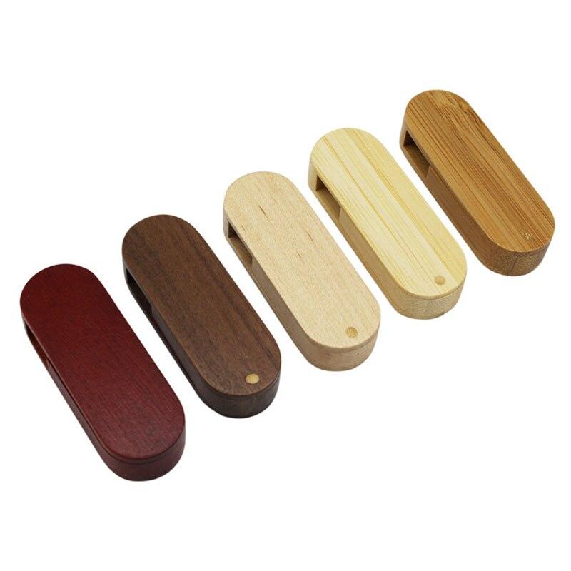 BiNFUL LOGO Wooden Customized Chip Wooden Usb Flash Drive Pen Drive 8gb 16gb LOGO Usb2.0 U Disk Usb Stick