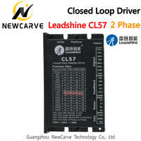 2 Phase Stepper Driver Leadshine CL57 24-50VDC For Nema23 57CME23 Close Loop Stepper Motor NEWCARVE