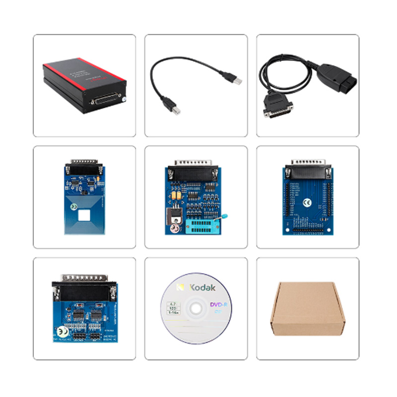 Image 5 - Newest Iprog+ Programmer Support IMMO + Mileage Correction + Airbag Reset Iprog Pro Till 2019 Replace Carprog/Digiprog/Tango-in Auto Key Programmers from Automobiles & Motorcycles