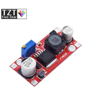 Image 1 - XL6009 DC Adjustable Step up boost Power Converter Module Replace LM2577