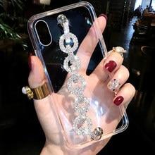 Luxury Bling Glitter Rhinestone Case For Huawei P30 P20 P10 P9 P8 LiTE