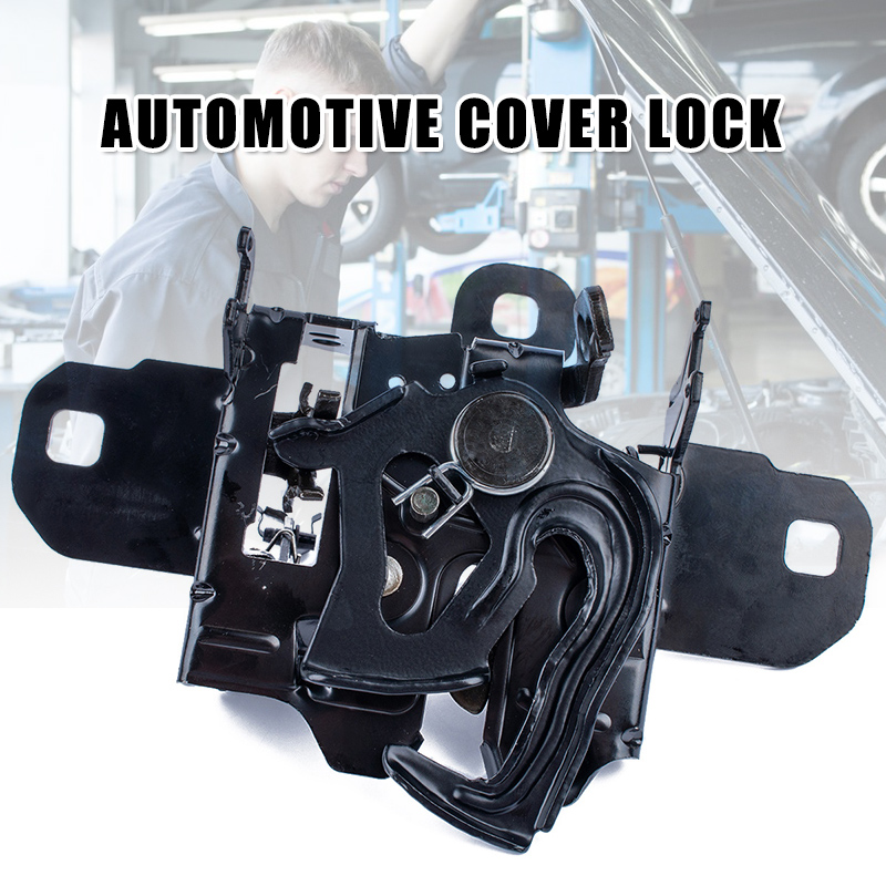 Hood Lock Catch Car Replacement Parts Accessories for Vehicle Cars _WK