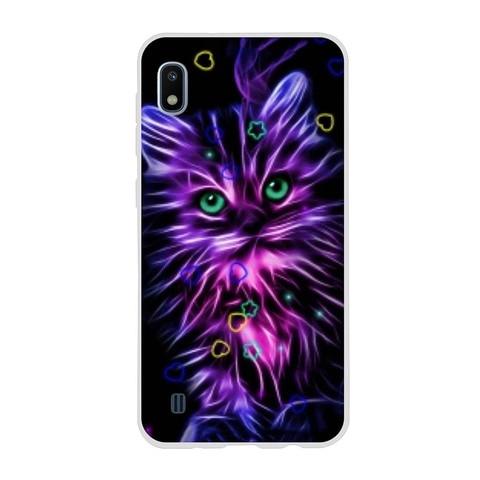 For Samsung Galaxy A10 A20 A30 A40 A50 A70 Phone Cover Animal Cartoon Soft Silicone TPU Cases Back Phone Covers Coque Fundas Lahore