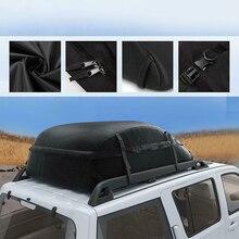 130X100X43 см для ухода за ребенком для мам, 20 куб автомобиль грузовой мешок крыши Водонепроницаемый на крыше Чемодан несущей черного хранения путешествия Водонепроницаемый внедорожник Ван для автомобилей
