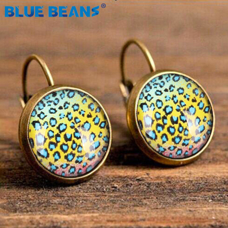 H526f26b5a046488296f267d3404f3c25v - Small Earrings Stud Women Star Earing Jewelry Punk Vintage Leopard Boho Fashion Bohemian Luxury Gifts Geometric Elegant Earring