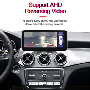 Image 4 - Autoradio Android, écran IPS 1920x720, 4 go/64 go, Navigation GPS, BT, WIFI, pour voiture Mercedes Benz A W176, CLA w177, GLA X156 (2013 2018)
