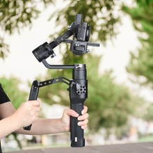 for DJI Ronin S Handheld Gimbal Holder Handle Extension Bracket Gimbal Accessory Handle Sling Grip Mounting Extension Arm(China)