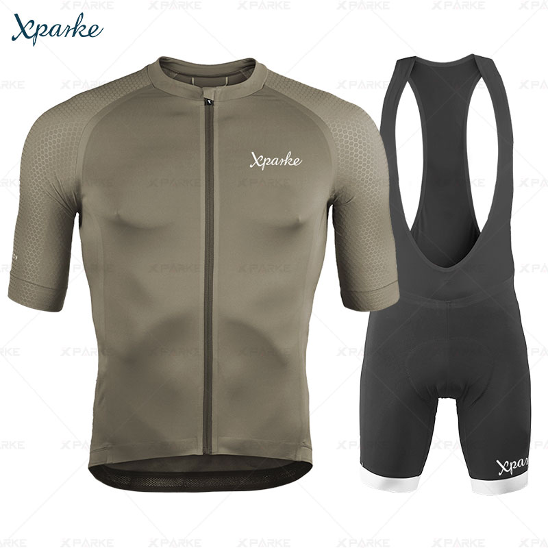 Cycling Jersey Set Triathlon 2020 Pro Team Cycling Clothing MTB Cycling Bib Shorts <font><b>Bike</b></font> <font><b>wear</b></font> Jersey Suits Ropa Ciclismo image