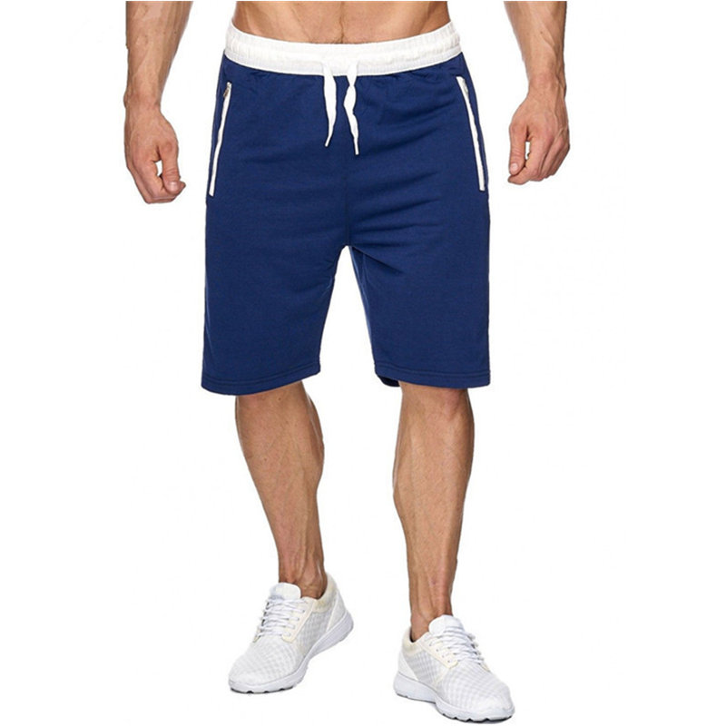 Joggers Shorts 2019 Mens 2 In 1 Short Pants Gyms Fitness Bodybuilding Workout Quick Dry Beach Shorts Male Summer Sportswear